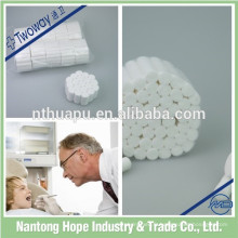 100% pur produits dentaires rouleau de coton dentaire