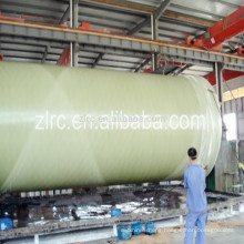 Fiberglass pipe tank cylinder filament winding machine