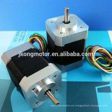 Precio de fábrica, alto rendimiento 42 mm 24 v 4000 rpm motor sin escobillas Dc, CE y ROHS aprobados,