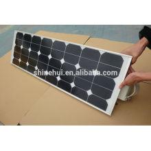 O melhor preço garantiu a qualidade qualificada IP65 certificada 50W conduziu a iluminação de rua solar ao ar livre