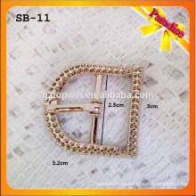 SB11 Lady Sandale Zubehör Kleine Metall Pin Schuhschnallen