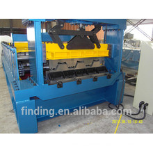 High buildings floor metal deck rolling mill