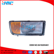 Fabryka cena Head Light Mercedes Truck 9418205416