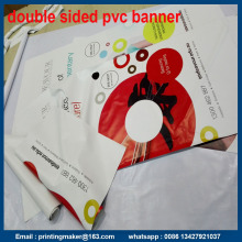 Banner in PVC da 18 once con stampa grafica a due lati