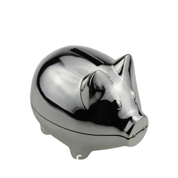 hot sale cute high quality piggy coin bank