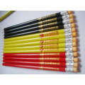 Long Student Pencil with Eraser Tc-P002