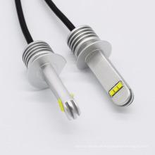 Große Qualität Vollaluminium Design 12v 24v Auto Nebelscheinwerfer F1 H1 Auto führte Glühbirnen