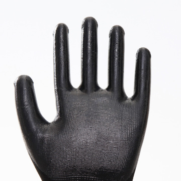 As Customized Nitrile Cleaning Labor Protective Gloves