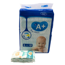 High Absorption Hot Selling No Minimum Best Price Dipers Baby Diaper Factory China