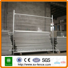 Hot dipped Galvanized Temporary Mesh Fencing
