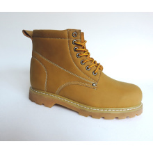High Quality  fashion safety shoes men dessert footwear  boots