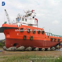 Sac d'air marin durable de lancement d'équipement marin de prix d'usine