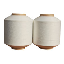 spandex covered polyester yarn