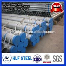 zinc-coated steel pipe