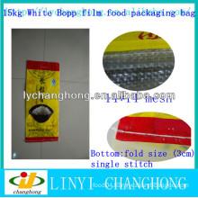 CH 15kg PP woven Sugar sack