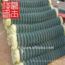 Clôture métallique de maillage et maillage de tension cloture de maillage et clôture en pvc