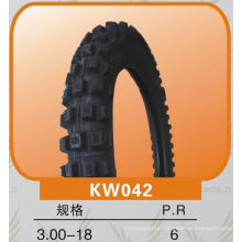 cross pattern off road motorcycle tire 3.00-18                                                                         Quality Choice