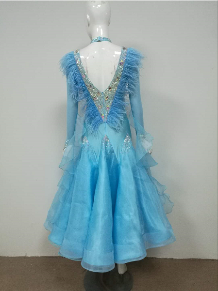 Salsa Costumes For Competition De