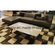Modern Style Home Table Marble Top Coffee Table (T-98)