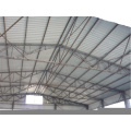 Large Span Prefabricated Steel Truss Structure Aircraft Hangar