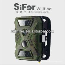 Камера 12mp 720p Видео, обнаружение движения, поддержка мобильного телефона доступ к охоты 940 СИД HD невидимый ИК-Трейл-камеры