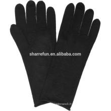Conception classique 100% gants de cachemire usine en gros
