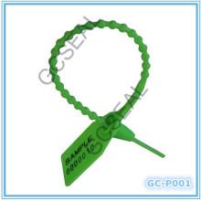 Material dos PP saco plástico selo GC-P001