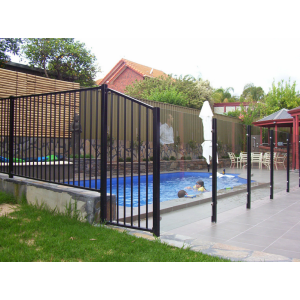 Aluminum Safety Baby Fence And Gate