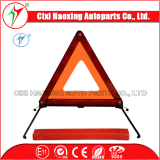 ECE R27 Standard Warning Triangle with Reflective Material ABS and PMMA