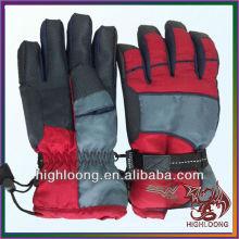 Meistverkaufte und beliebte Herren Winter Leder Ski Handschuhe