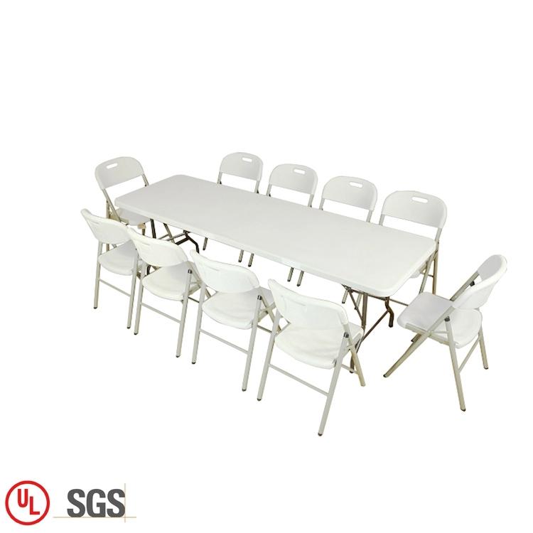 Plastic Folding Meeting Table