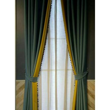 2018 Dimout Curtain Fabric