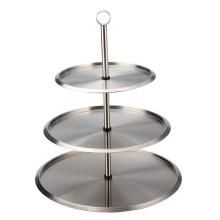 3 яруса круглая подставка для торта