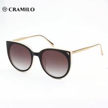 2018 marrones nuevas gafas de sol de moda de diseñador para hombres