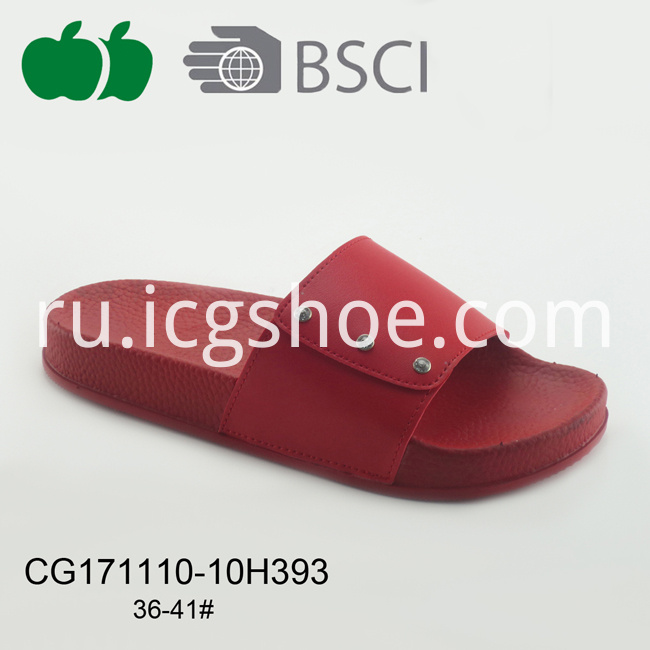 Hot Sell New Style Durable Women Outdoor Slippers
