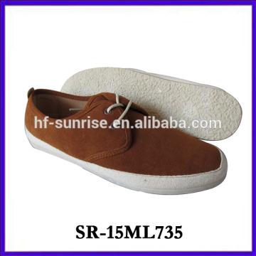 Art und Weisegroßverkaufsegeltuchschuhjeans-Segeltuchschuhmann 2015 beiläufige Schuhe der Männer