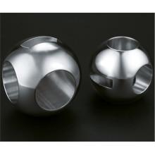 Трехходовые полые клапанные сферы