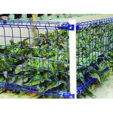 Eco-Friendly Double Loop Fence for Garden
