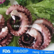 HL124 high quality boiled octopus vulgaris tentacle