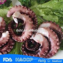 Gefrorene Oktopus geschnitten zum Verkauf