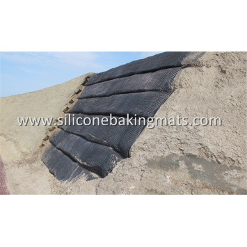 Reinforcement Geogrid For Retaining Walls