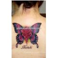 Impressão de transferência de água, tatuagens provisórias para beleza adhorning