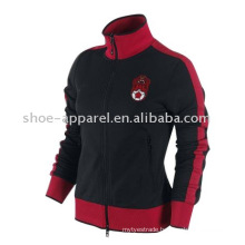 Women Track Jacket football jacket / winter jacket