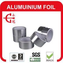 Fita de vedação de folha de alumínio flexível para duto