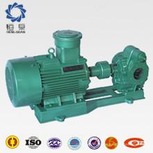 Pompe de transfert d'huile diesel haute qualité de la série KCB
