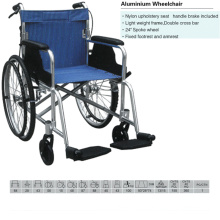 Basic Standard Aluminum Wheelchair