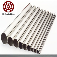 304 stainless steel pipe seamless round tube