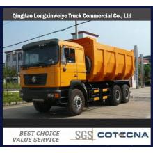 Shacman 6X4 340HP 30ton Mining Dump Truck