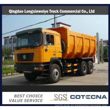 Camión volquete para minería Shacman 6X4 340HP 30ton