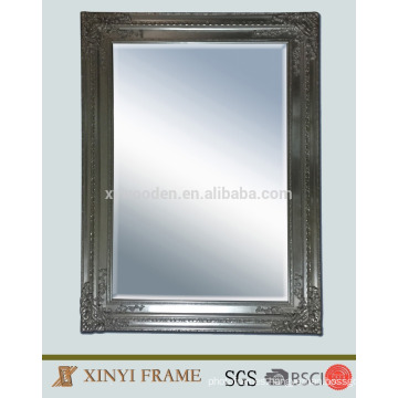 Wooden decorative mirror sell factory direct sale